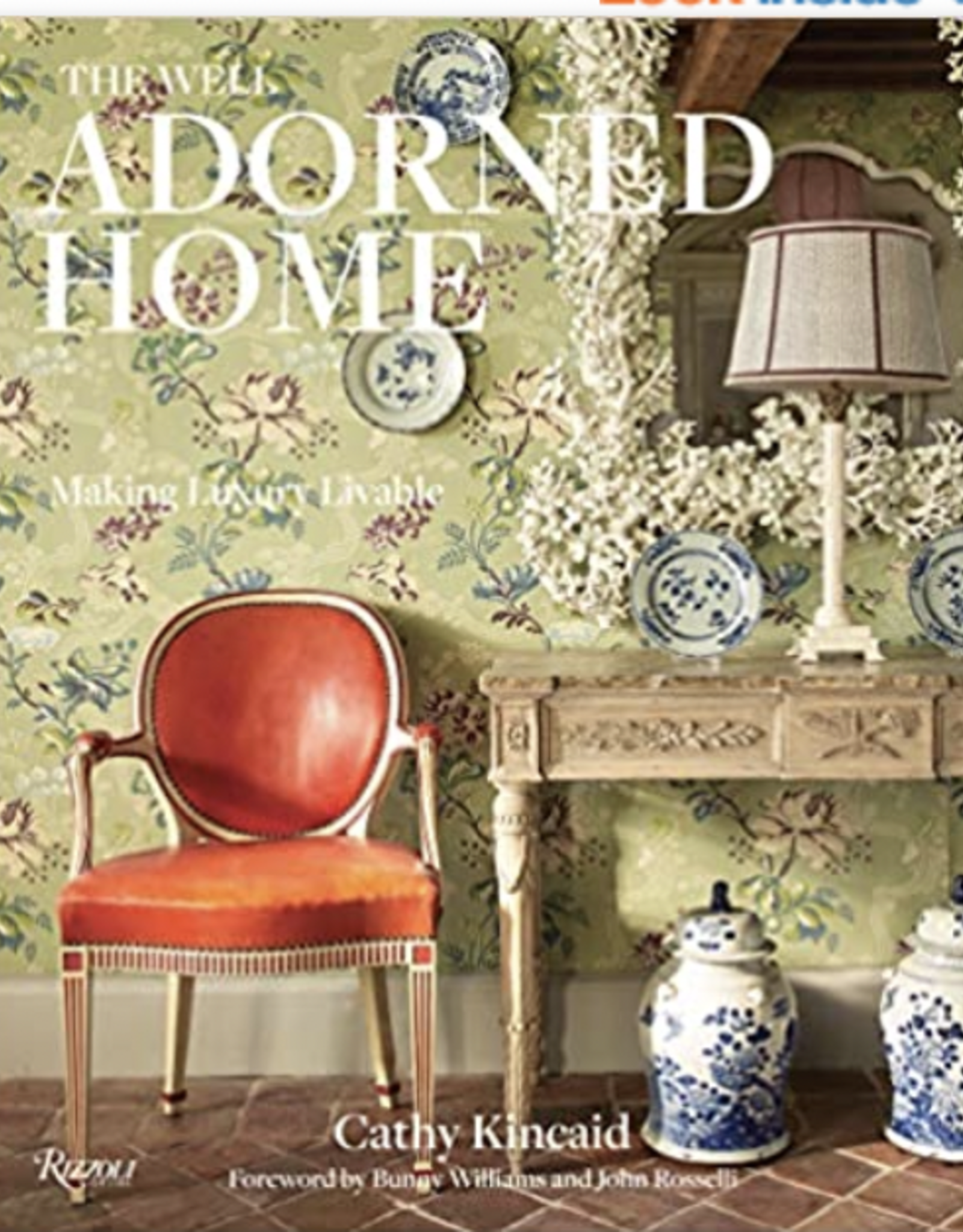 Website Well Adorned Home