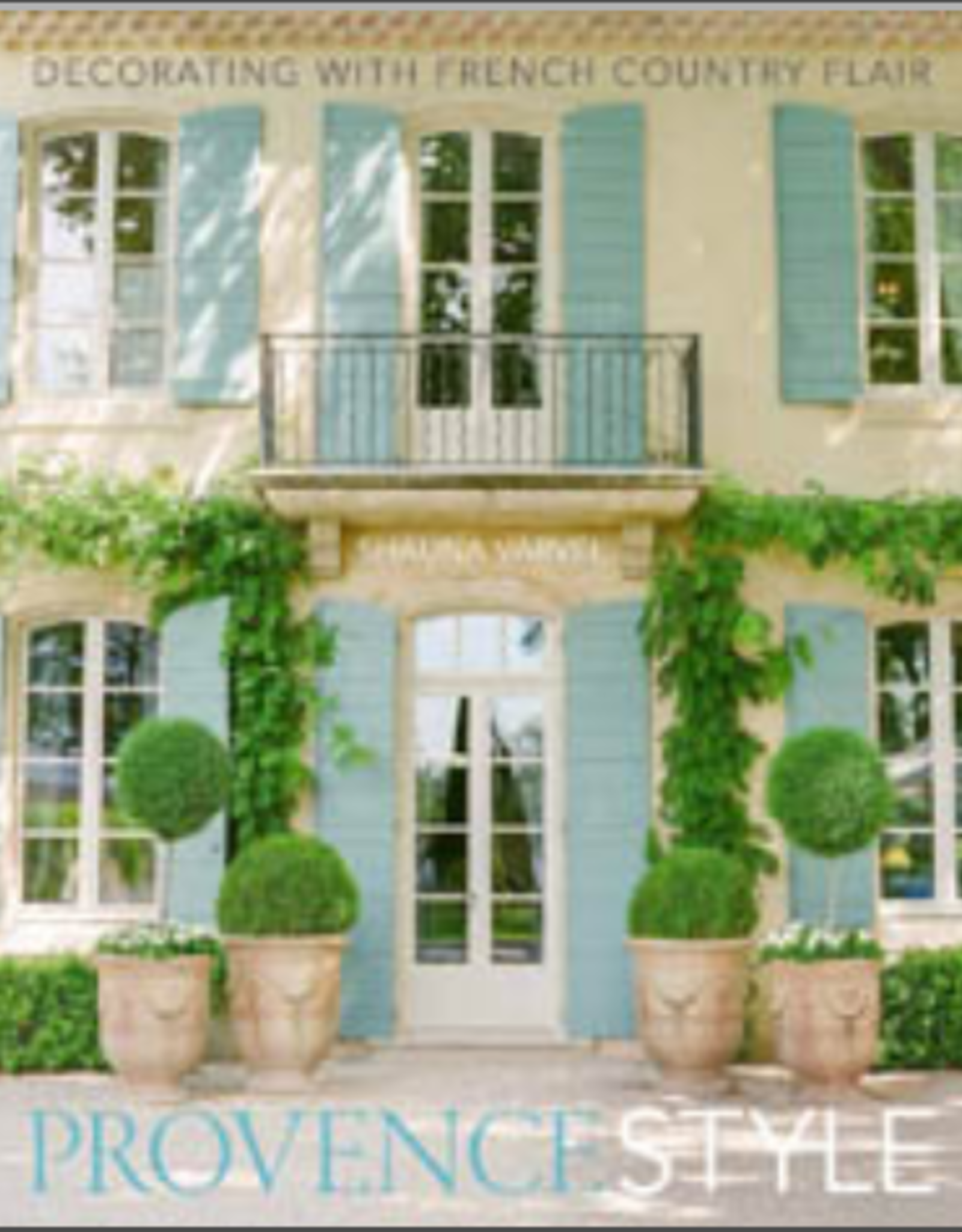 Website Provence Style