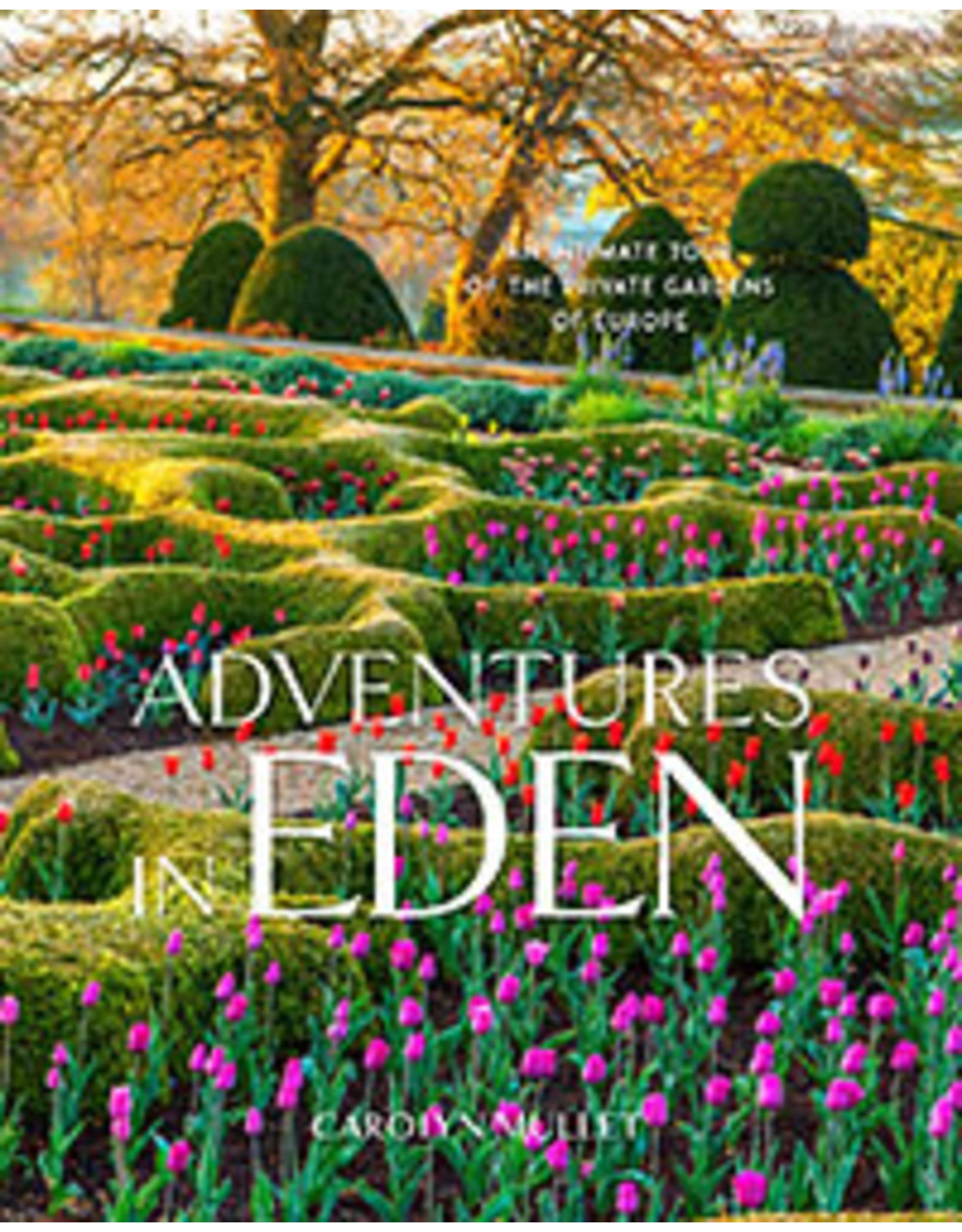 Website Adventures in Eden