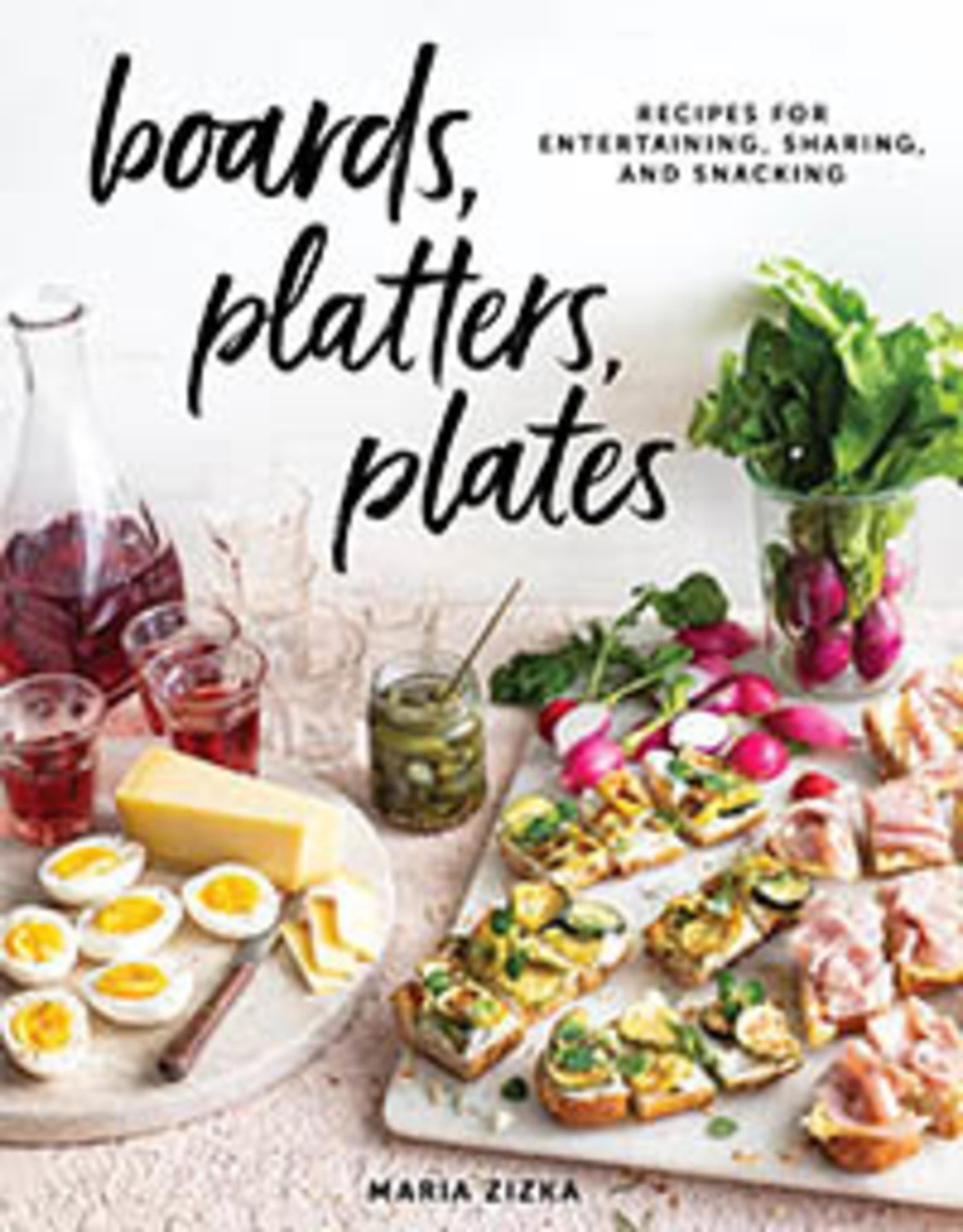 Website Boards, Platters, Plates