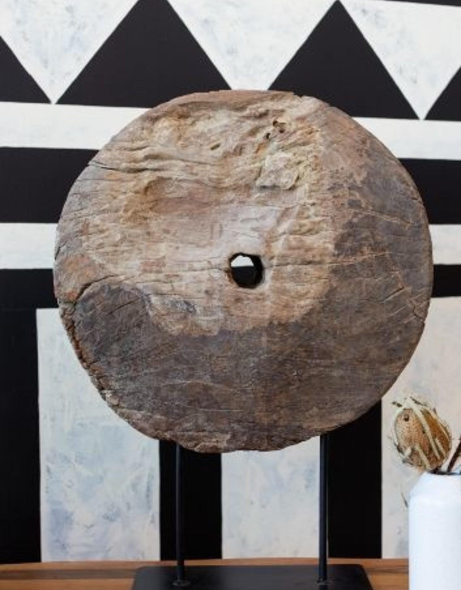 Website Wood Artifact Stand