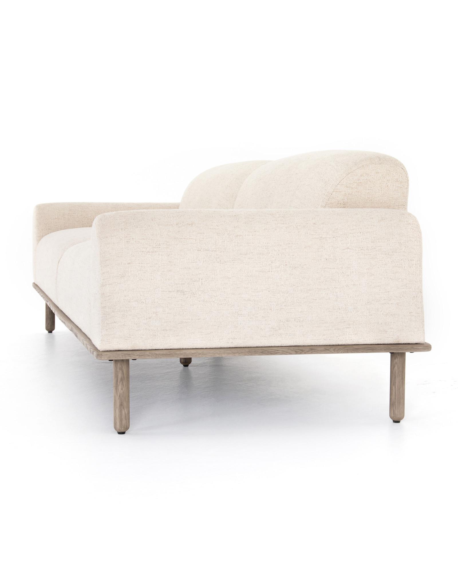 *Clark Sofa - Encino Bisque