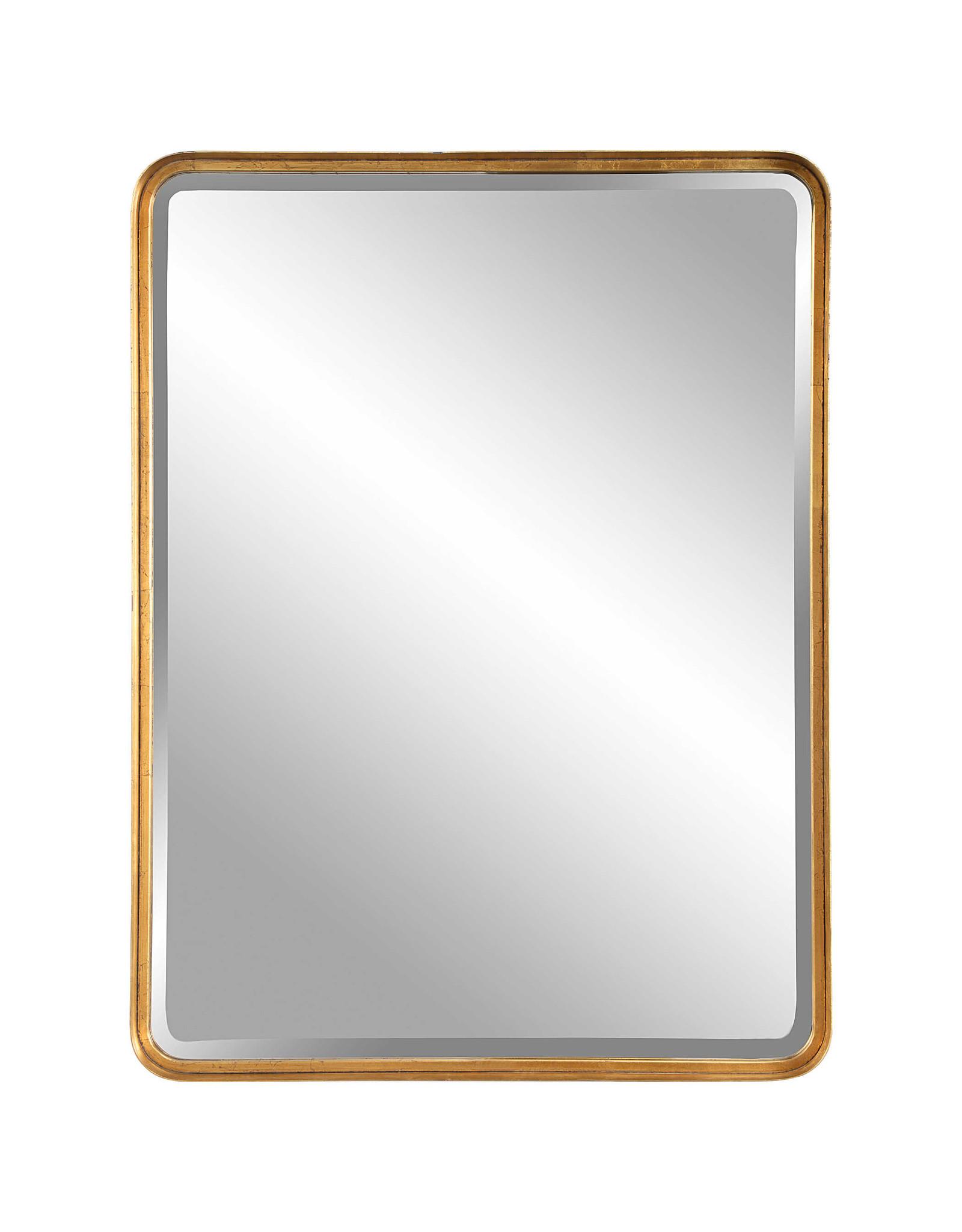 Uttermost *Crofton Gold Large Mirror