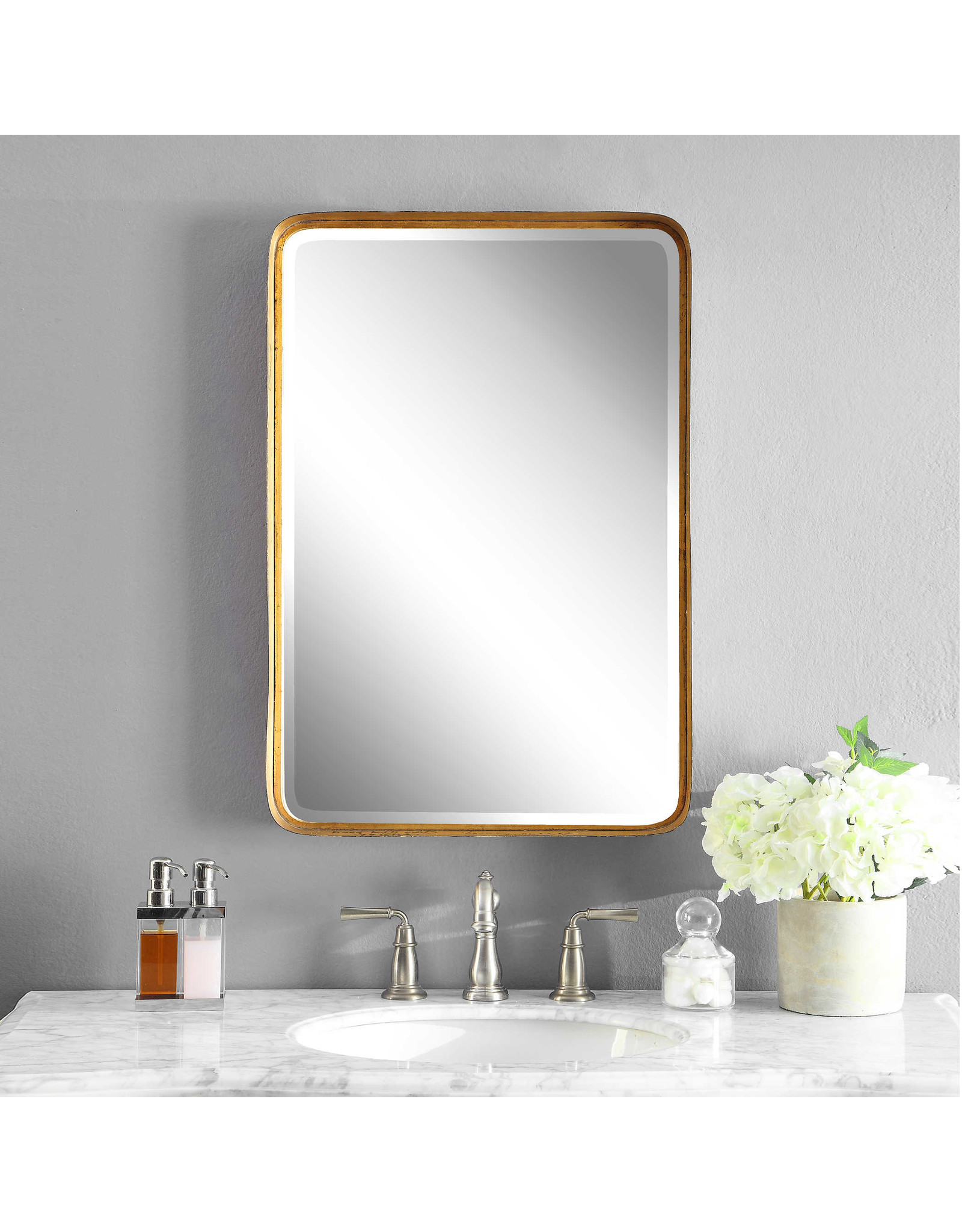 Uttermost *Crofton Vanity Mirror