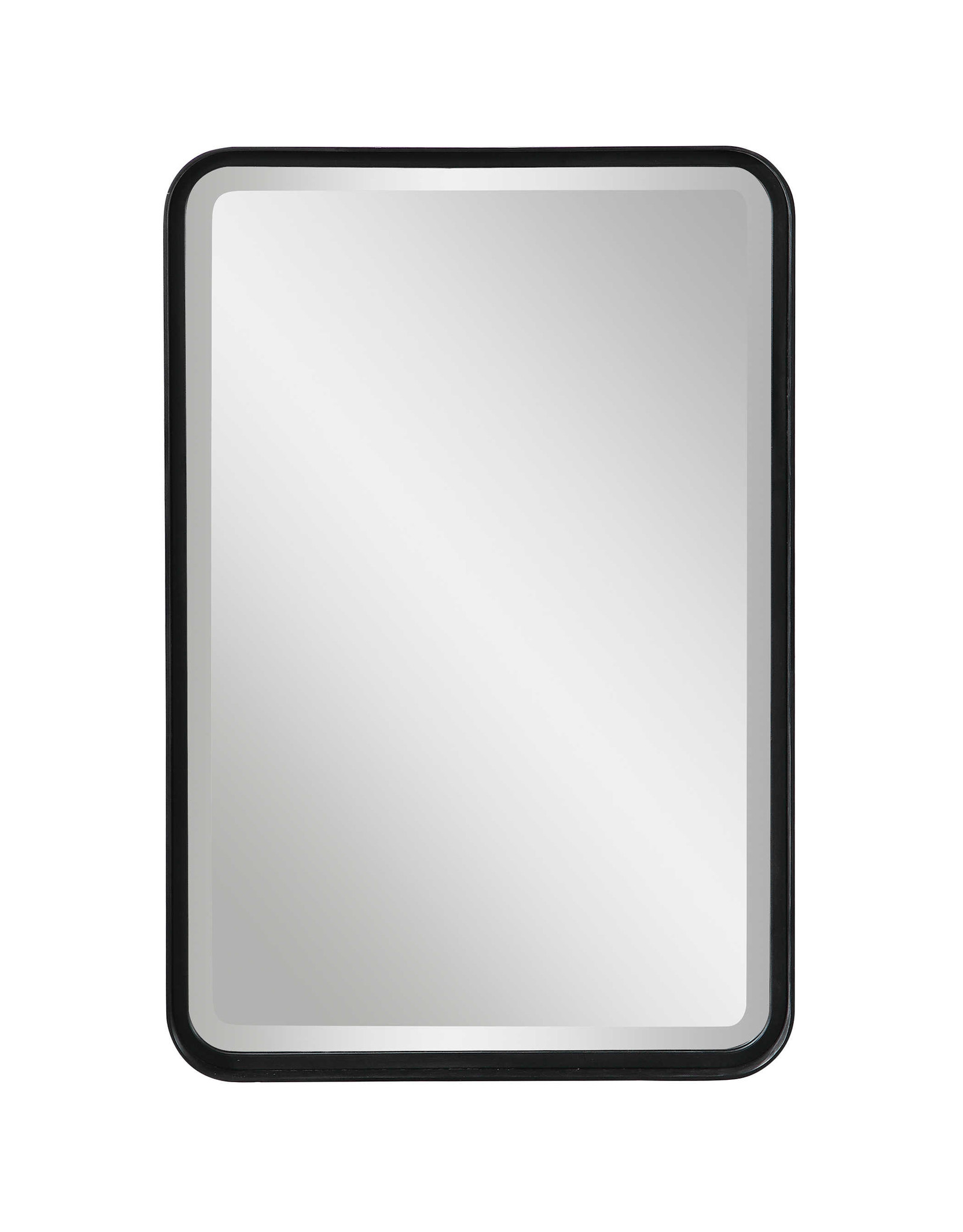 Uttermost *Crofton Black Vanity Mirror