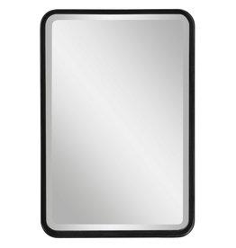 Uttermost Crofton Black Vanity Mirror