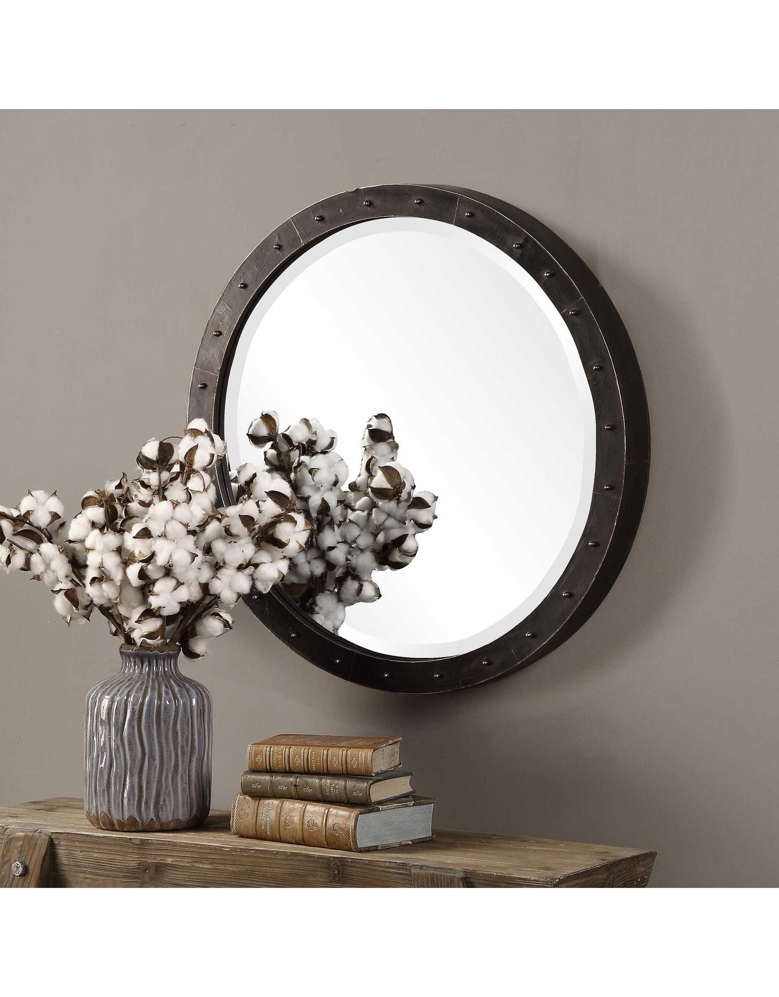 *Benedo Round Mirror