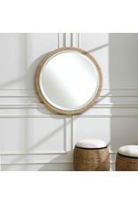 *Carbet Round Mirror