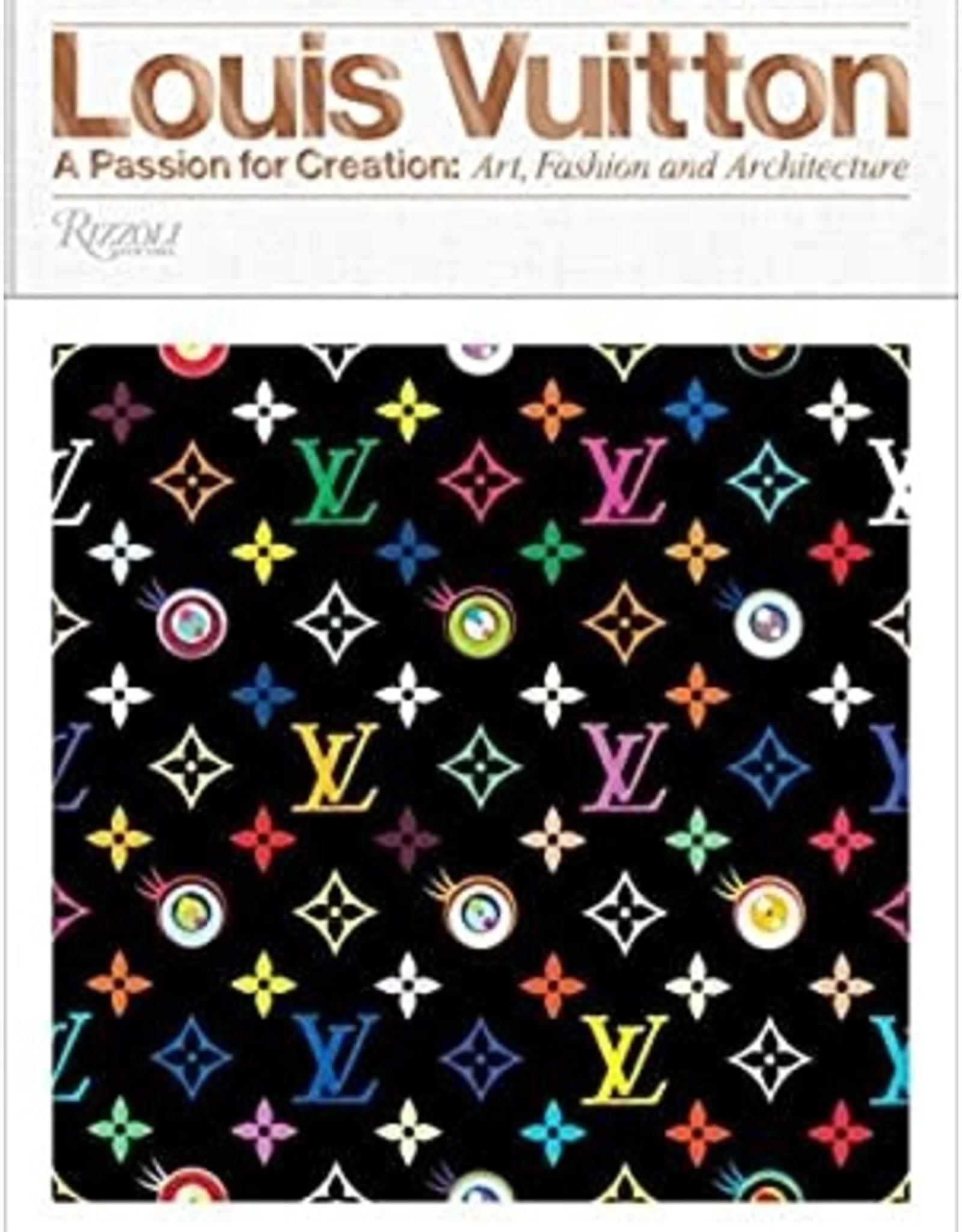 Website Louis Vuitton: A Passion for Creation