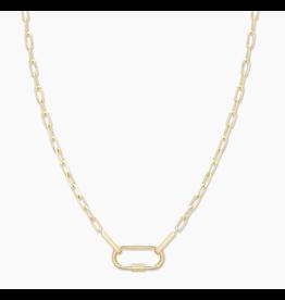 Gorjana Blair Necklace - gold