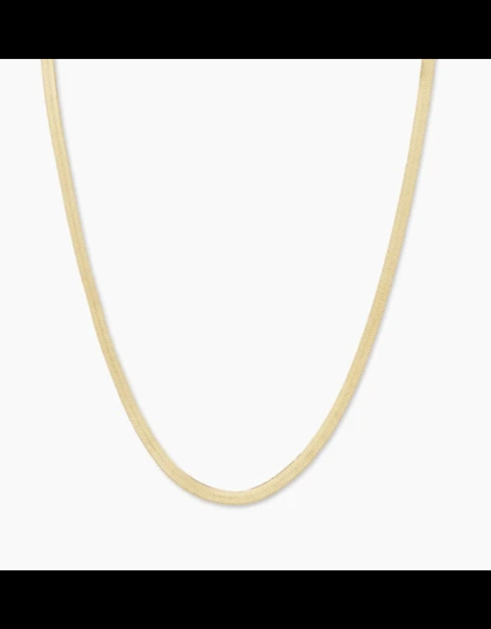 Gorjana Venice Necklace - gold