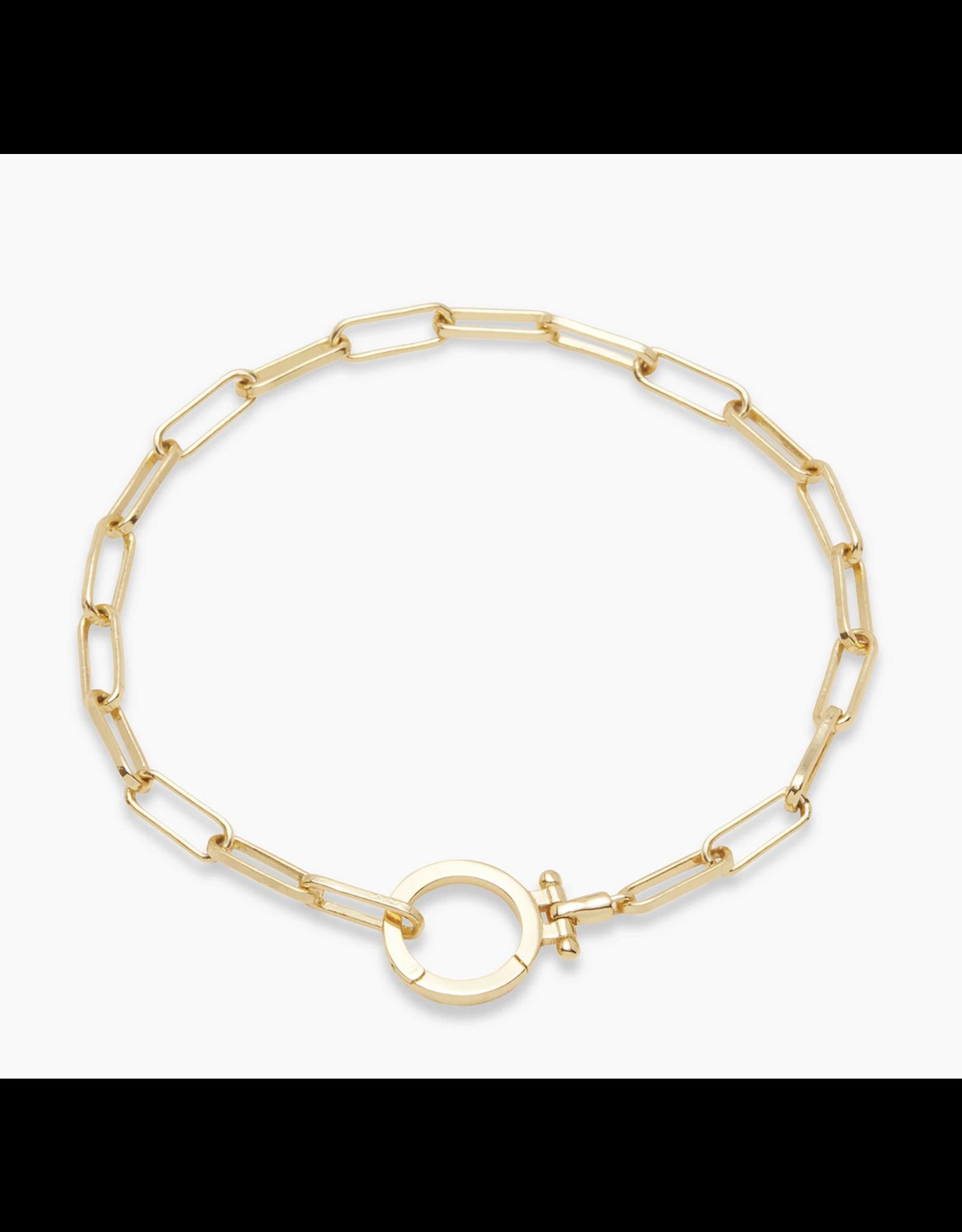 Gorjana Parker Bracelet - gold