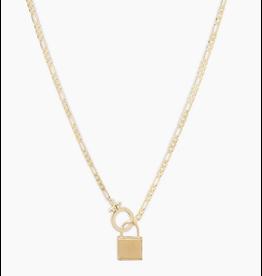 Gorjana Charlie Necklace - gold