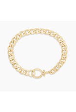 Gorjana Wilder Chain Bracelet - gold