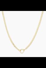 Gorjana Wilder Necklace - gold