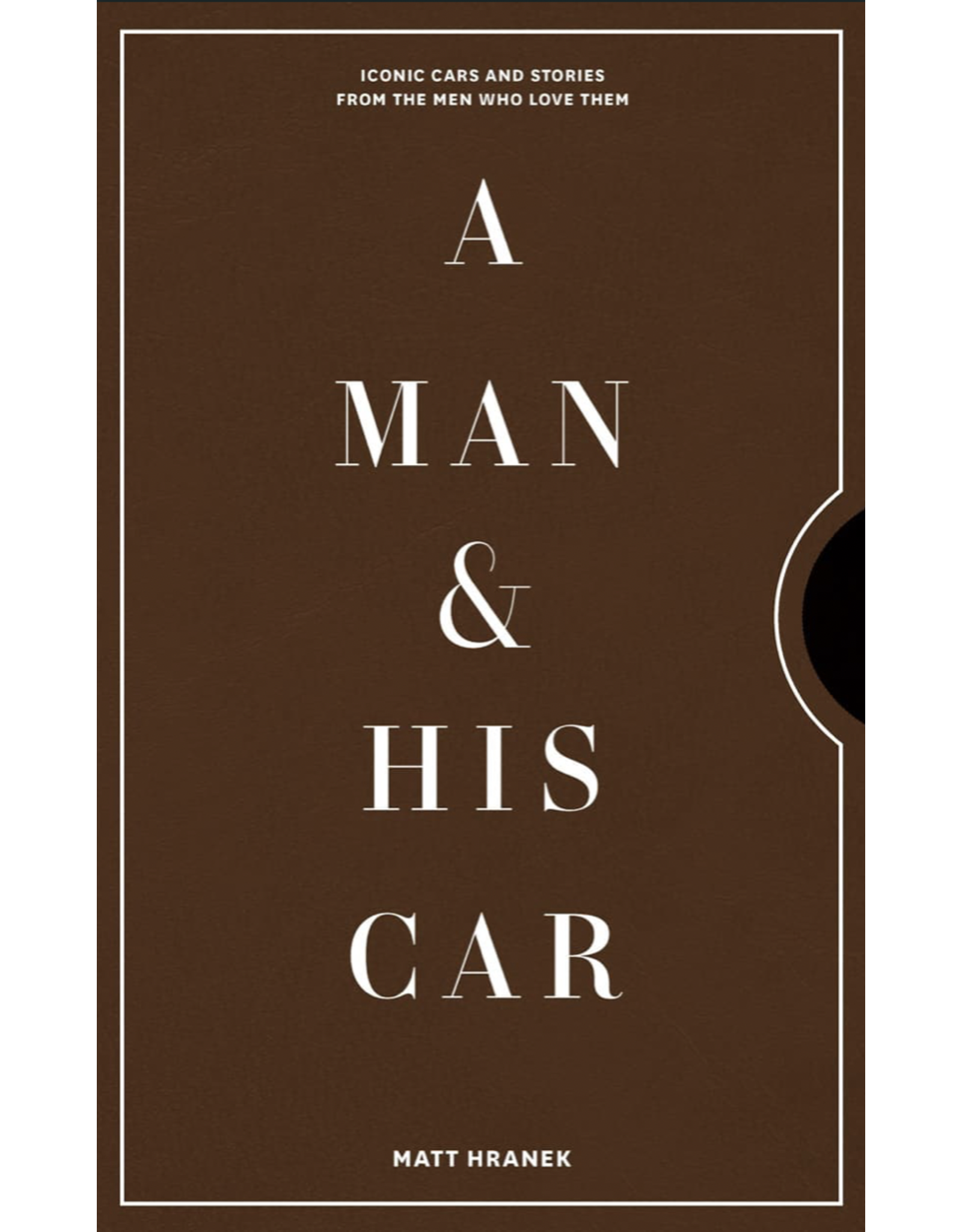 Website A Man & His Car