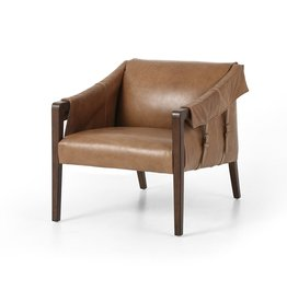 Website Bauer Leather Chair