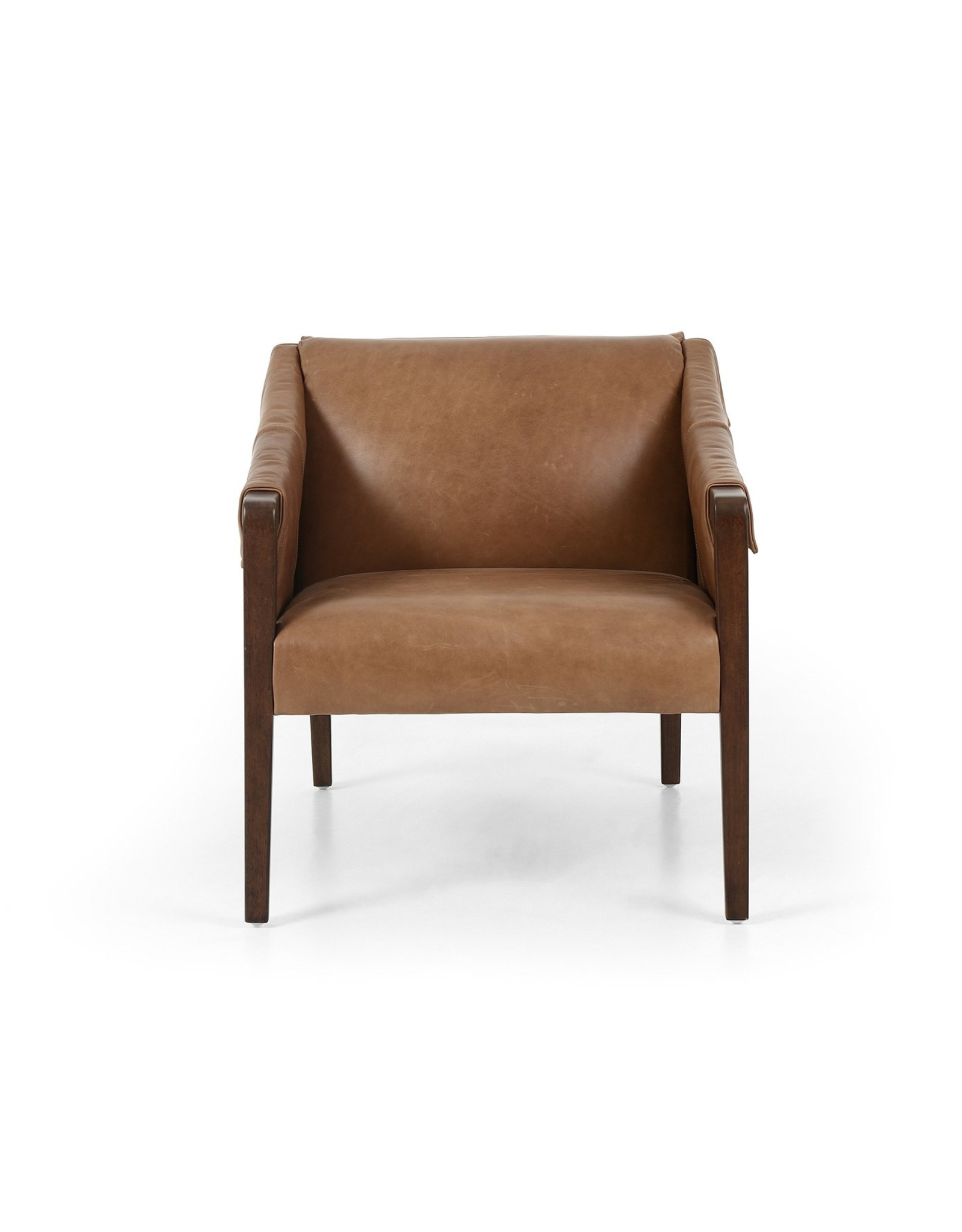 Website *Bauer Leather Chair