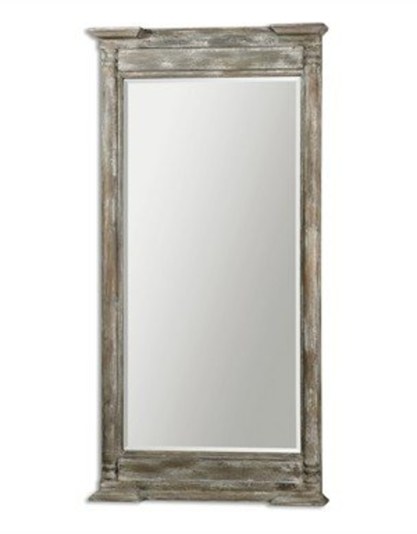 Website Valcellina Wooden Leaner Mirror