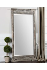 Valcellina Wooden Leaner Mirror