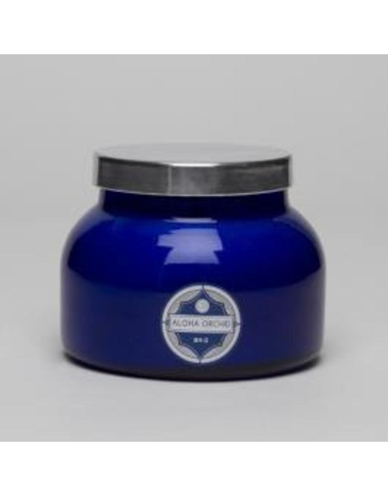 Aloha Orchid CB Blue Signature Jar
