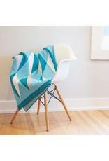 Geometric Throw Blanket