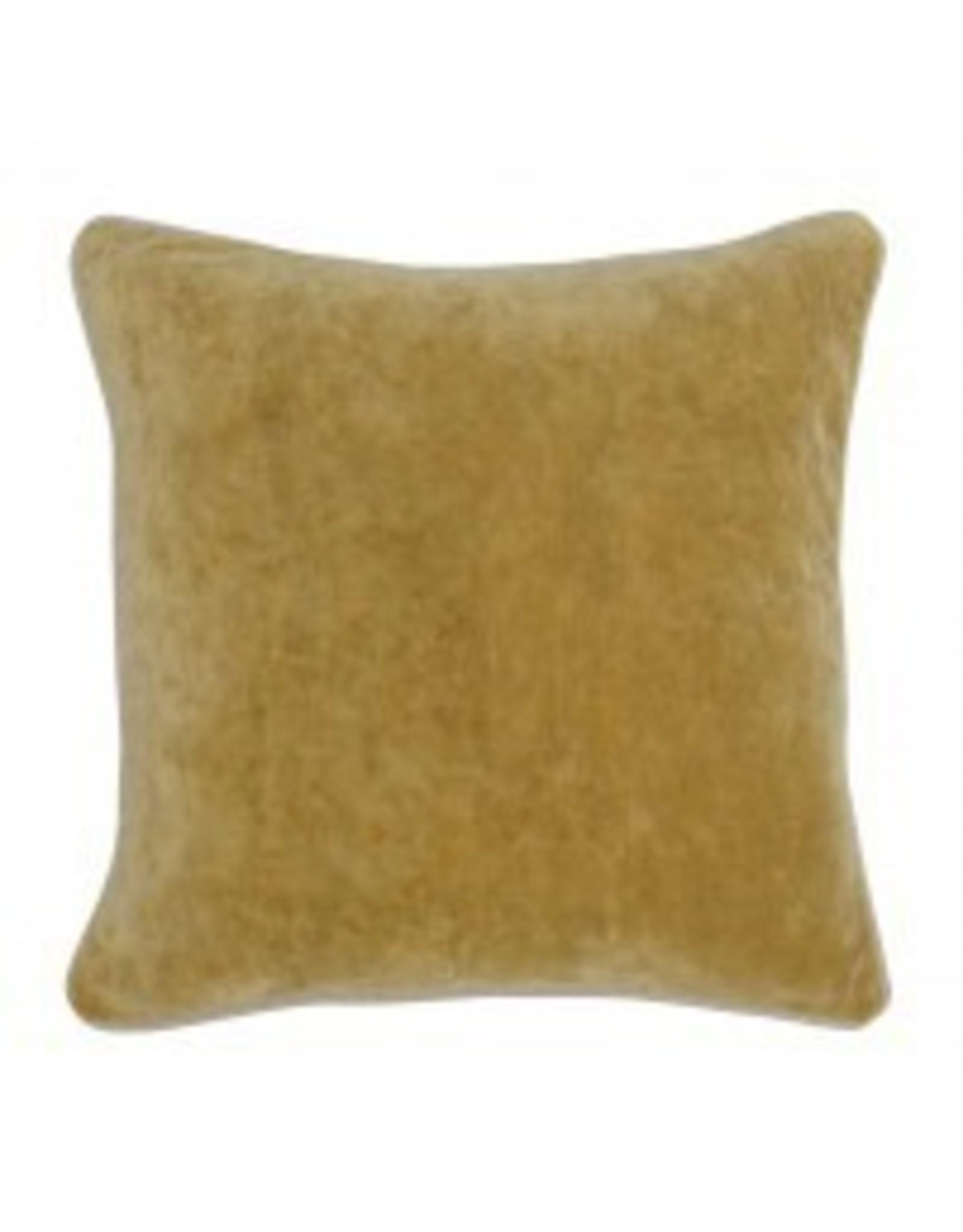 Heirloom Velvet Harvest Gold Pillow