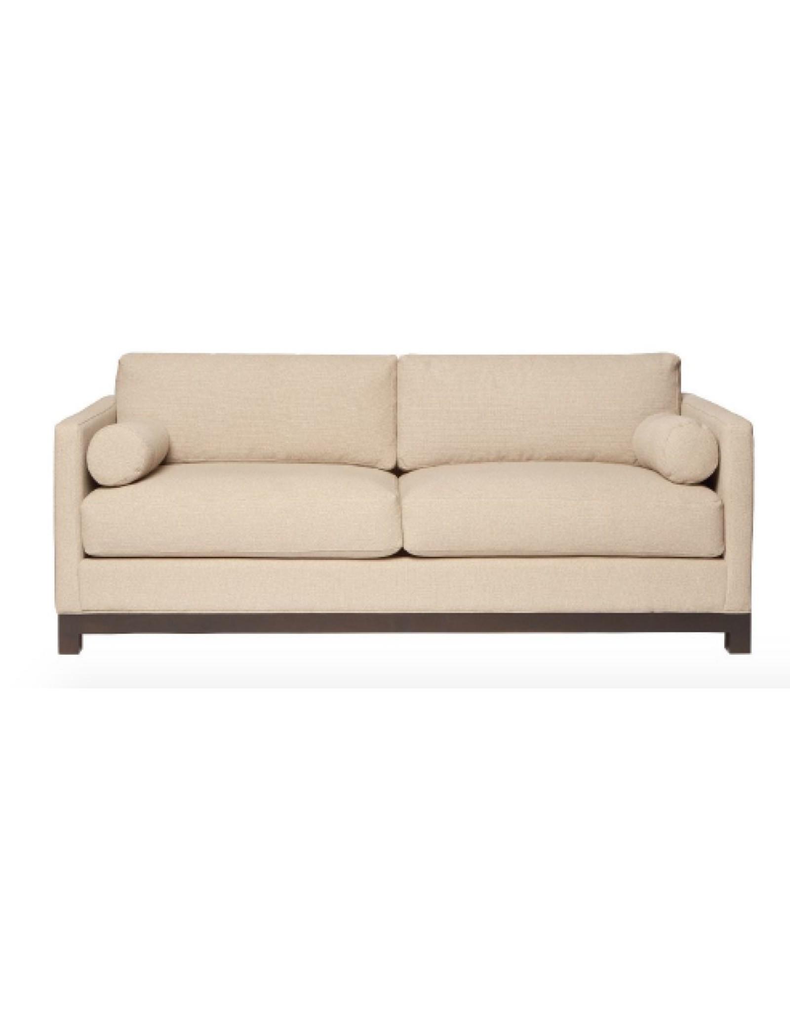 "Cosmo 84"" Upholstered Sofa"