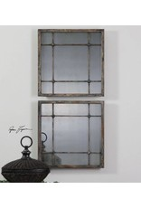 Saragano Square Mirrors Set/2