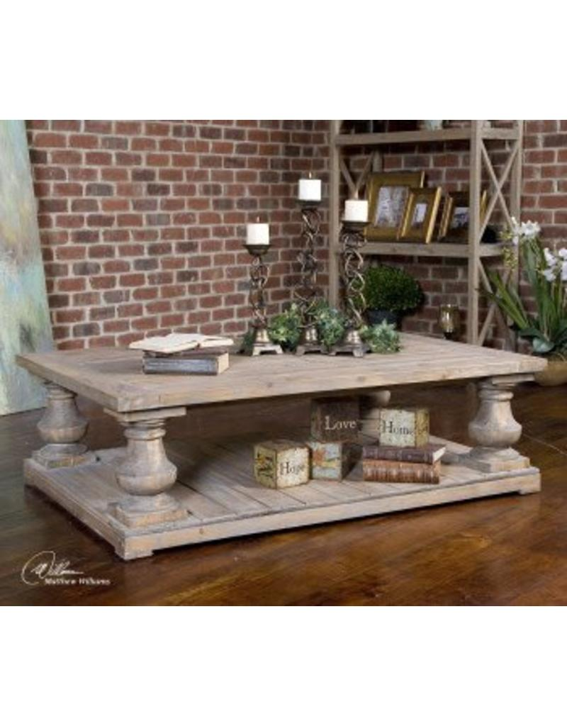 Stratford Rustic Coffee Table Stratford Rustic Coffee Table