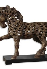 Website Prancing Horse Sculpture