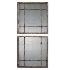 Saragano Square Mirrors S/2
