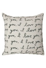 """Website 24"""" Letter for You Pillow"""