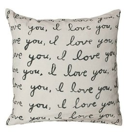 "SOD 24"" Letter for You Pillow"