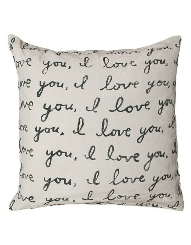 """24"""" Letter for You Pillow"""