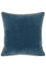 Heirloom Velvet Marine Pillow 18""