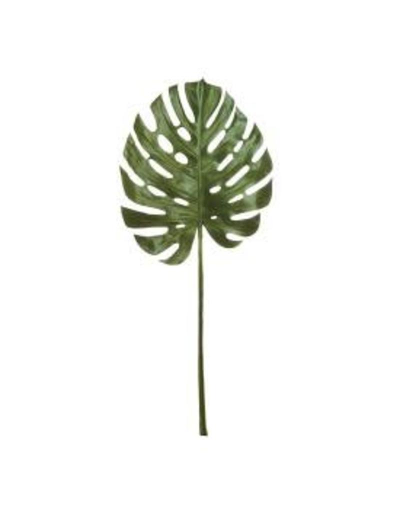 "Monstera Leaf Stem 49"""