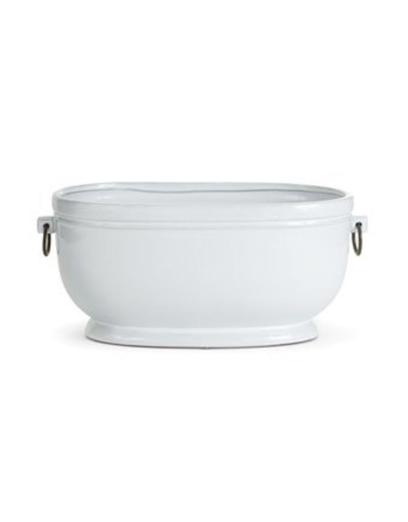 Dawson Oval Cache Pot
