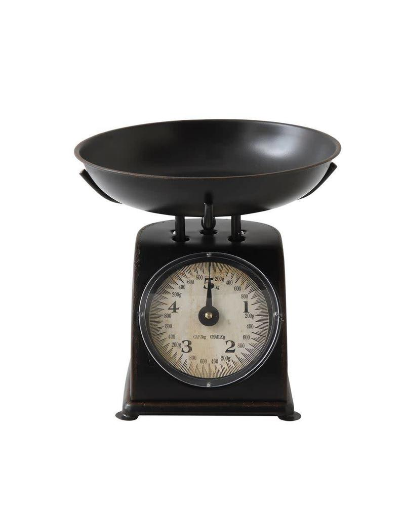 Metal Scale in Antique Black