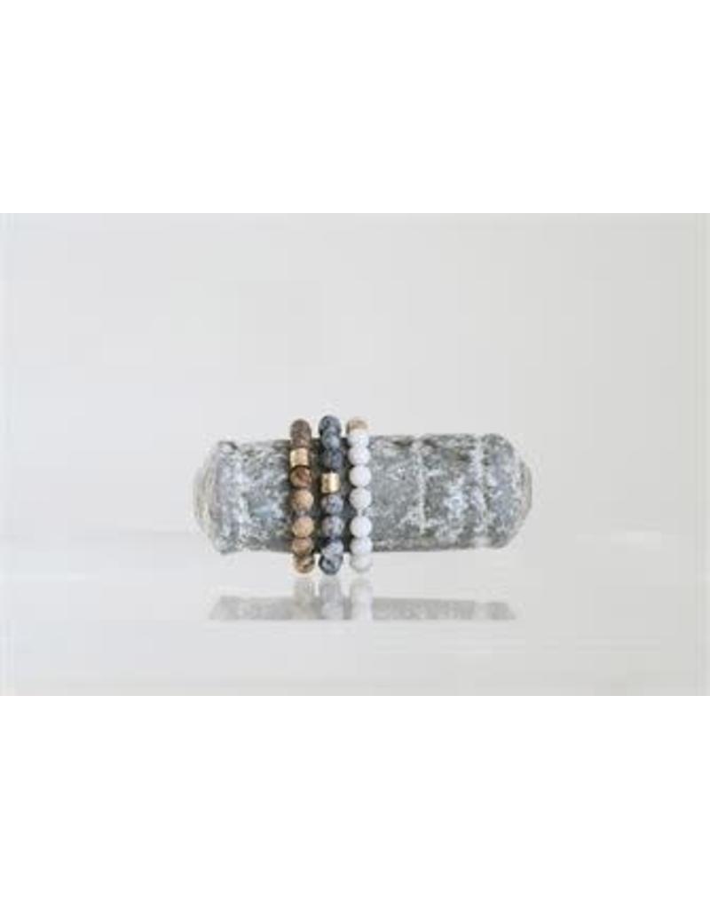 Stone Larch Stretch Bracelet
