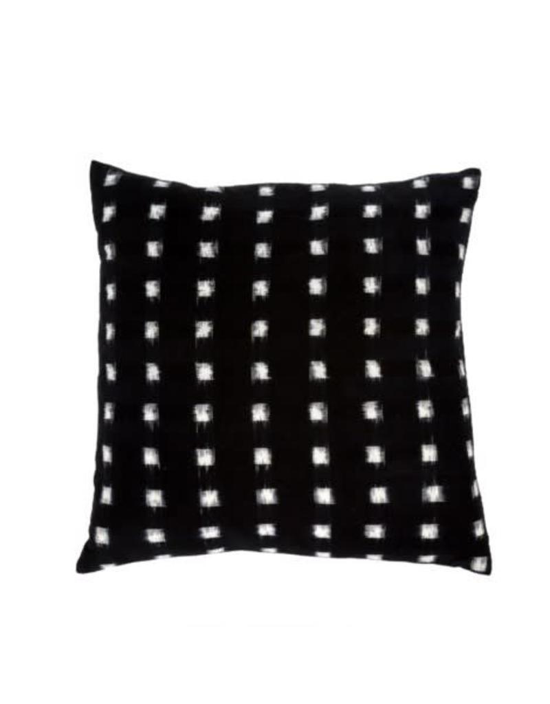 Night Sky Ikat Cushion