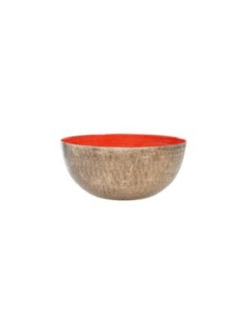 Solstice Statement Bowl - salmon