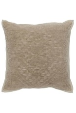 Hayes Natural Pillow 20""