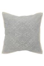 Hayes Light Gray Pillow