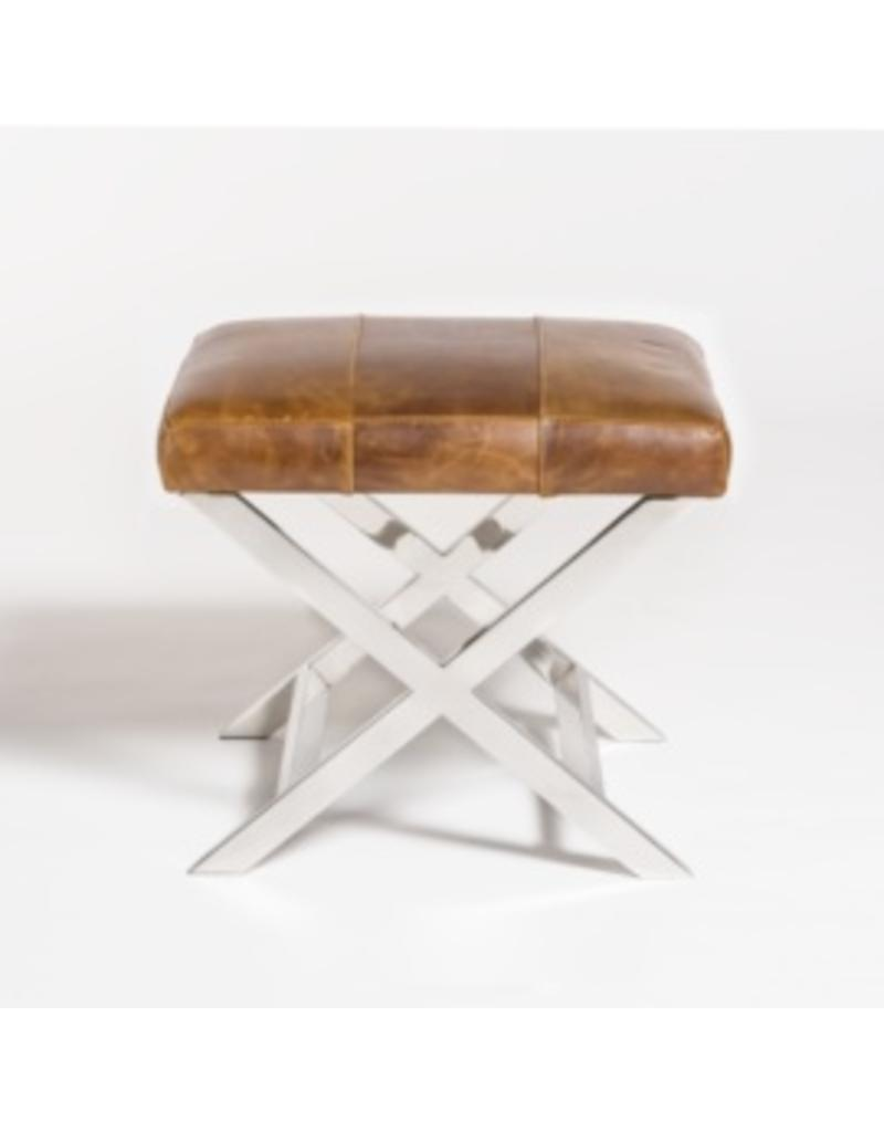 Display Hudson Cross Ottoman