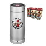 Four Sons Brewing Surf City Pale Ale (5.5 GAL KEG)