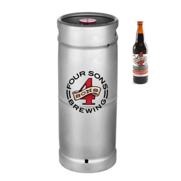 Four Sons Brewing Nightmare On Gothard St. (5.5 GAL KEG)