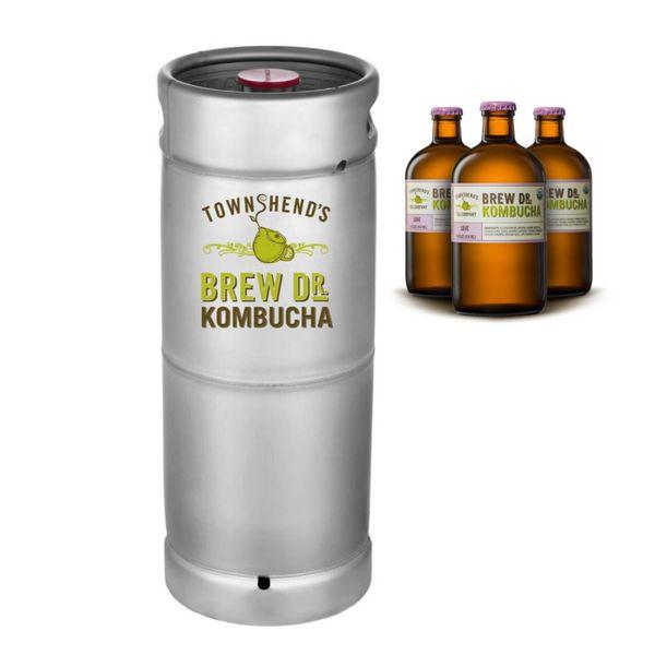 Brew Dr. Kombucha Brew Dr. Kombucha Love (5.5 GAL KEG)
