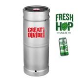 Great Divide Great Divide Fresh Hop IPA (5.5 GAL KEG)