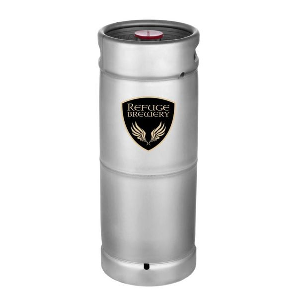 Refuge Brewing Refuge Blonde (5.5 GAL KEG)